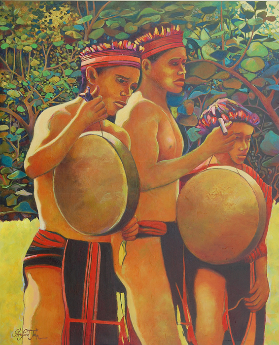 Drumbeat of the Kalinago by Glenford John